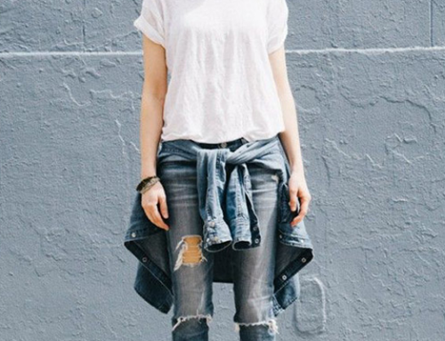 5 Fashionable Ways to Wear your Blue Jean Jacket